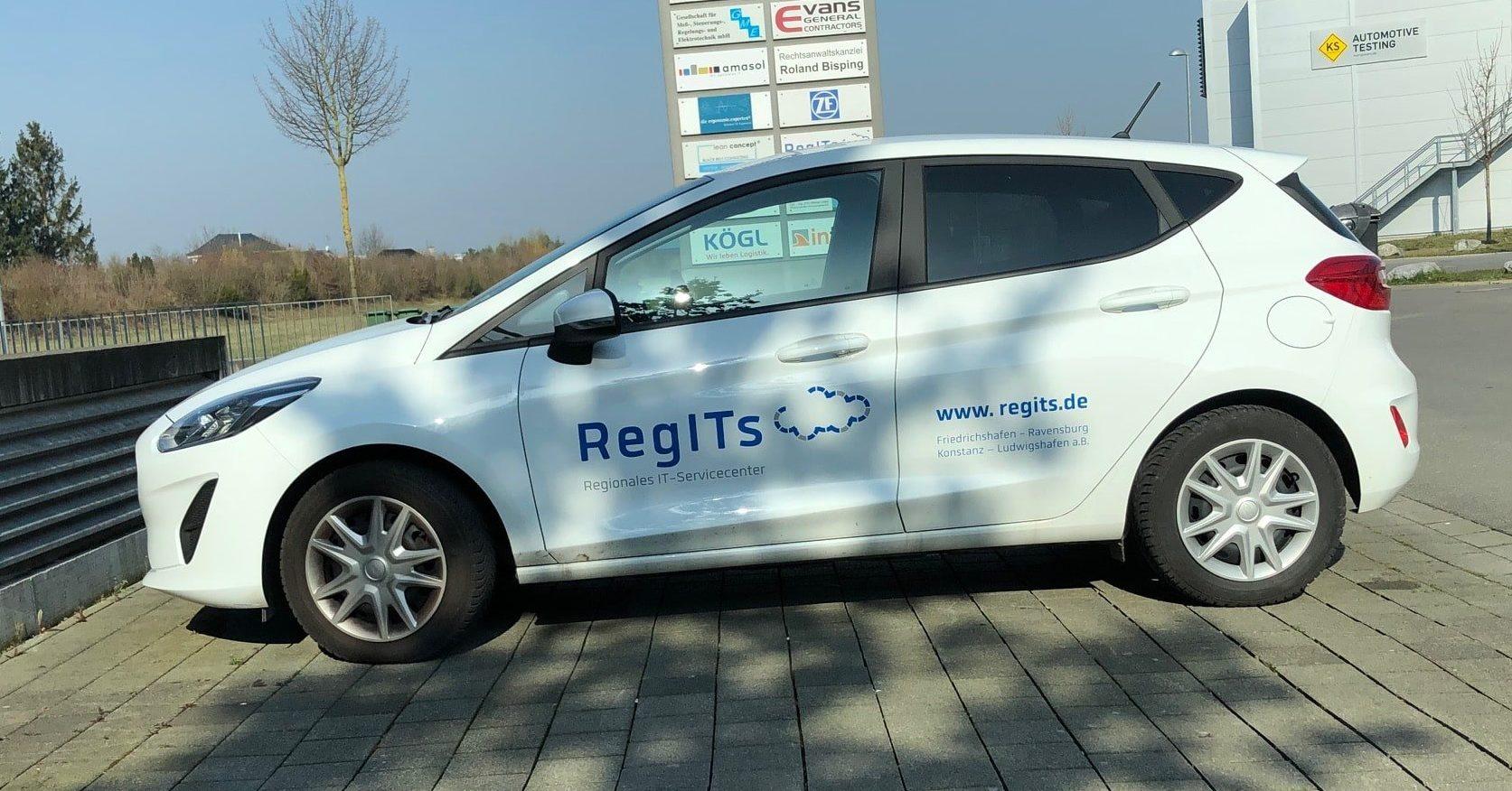 RegITs & sysworx investieren in die Nähe zum Kunden
